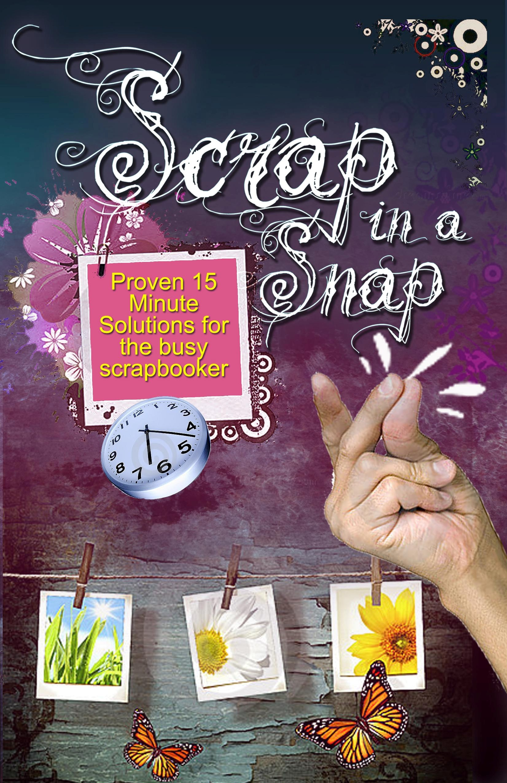 Scrap in a Snap_Cover