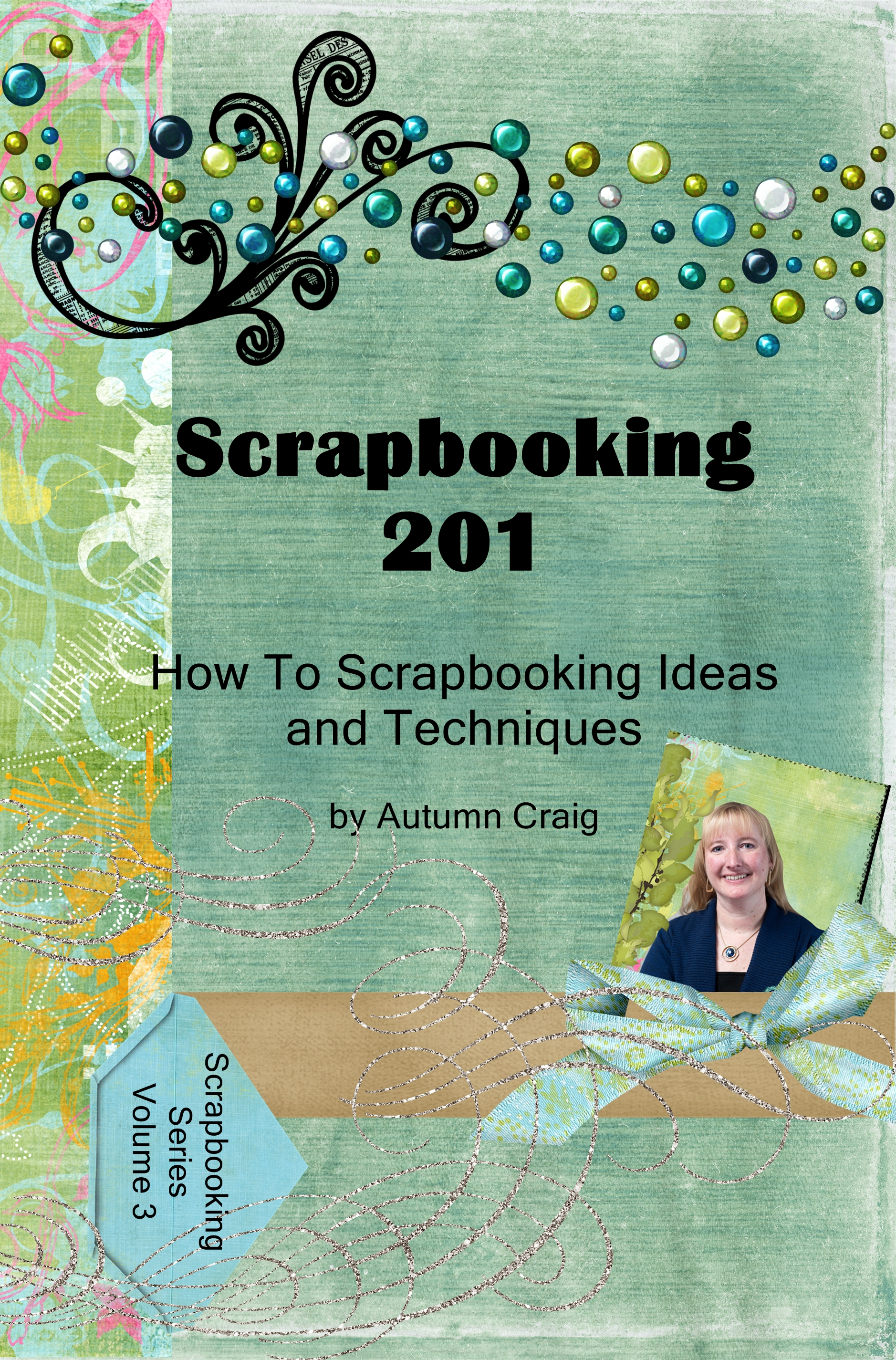 scrapbooking 201 cover