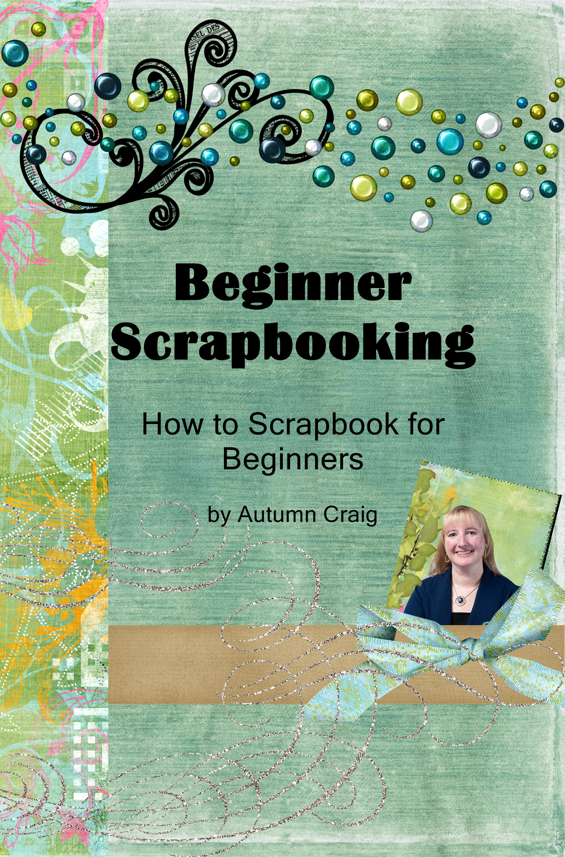 beginner scrapbooking cover - Page 001